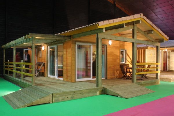 Fabricant français de maisonsà ossatures bois # Fabricant De Maison En Bois